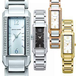 レディース腕時計/ピエールカルダン 人気 pierre cardin 選べる4色 pc267-268/腕時計/女性用腕時計 nuchigusui