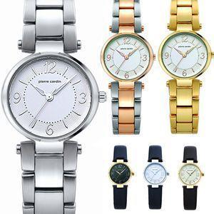 レディース腕時計/ピエールカルダン 人気 pierre cardin 選べる6色 pc274-275/腕時計/女性用腕時計 nuchigusui