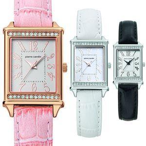 レディース腕時計/ピエールカルダン 人気 pierre cardin 選べる3色 pc279-281/腕時計/女性用腕時計 nuchigusui