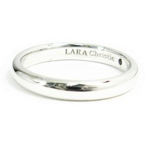 リング 指輪 レディース ブラック シルバー ララクリスティー LARA Christie クリスマス プレゼント ギフト セール 贈り物|nuchigusui