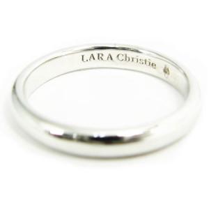 リング 指輪 レディース ホワイト シルバー ララクリスティー LARA Christie クリスマス プレゼント ギフト セール 贈り物|nuchigusui