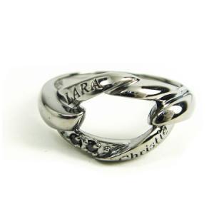 リング 指輪 ブラック ララクリスティー LARA Christie クリスマス プレゼント ギフト セール 贈り物|nuchigusui