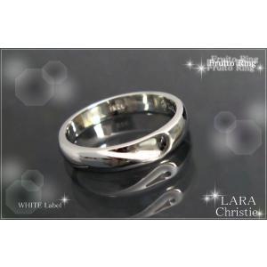 リング 指輪 ホワイト ララクリスティー LARA Christie クリスマス プレゼント ギフト セール 贈り物|nuchigusui