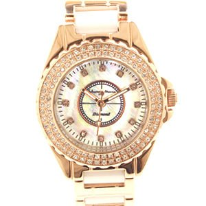 AneCan掲載人気 サルバトーレ・マーラ   ピンクゴールド 天然ダイヤ レディース腕時計 Salvatore Marra SM7040|nuchigusui|04