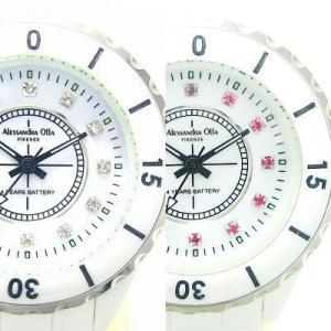 腕時計/アレサンドラオーラ 人気 ALESSANDRA OLLA/レディース腕時計/女性用腕時計/天然石/RESIN樹脂使用 AO-200|nuchigusui|02