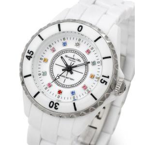腕時計/アレサンドラオーラ 人気 ALESSANDRA OLLA/レディース腕時計/女性用腕時計/天然石/RESIN樹脂使用 AO-200|nuchigusui|06