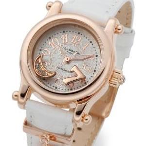 レディース腕時計/アレサンドラオーラ 人気 ピンクゴールド  限定!AO-5151選べる13色/腕時計/女性用腕時計|nuchigusui