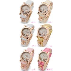 レディース腕時計/アレサンドラオーラ 人気 ピンクゴールド  限定!AO-5151選べる13色/腕時計/女性用腕時計|nuchigusui|02