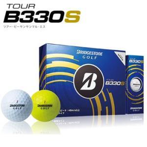 ブリヂストン TOUR B330S ゴルフボール 1ダース 新品 日本仕様|number7
