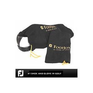 フットジョイ  Flannel Shoe Bags [Footjoy フランネル シューズケース FJ]|number7
