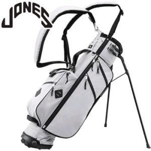 ジョーンズ 2018 UTILITY STAND BAG - LIGHT GRAY/BLACK US仕様 [Jones Golf Bags ユーティリティ スタンド バッグ キャディバッグ]|number7