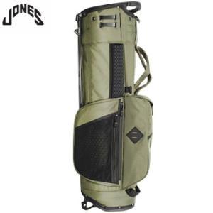 ジョーンズ  JONES UTILITY TROUPER OLIVE スタンドバッグ |number7