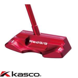 キャスコ 2016 Red9/9 パター 34インチ KASCO 赤パタ 限定モデル|number7
