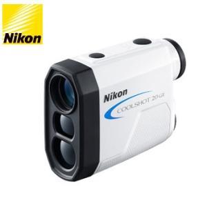 Nikon ニコン ゴルフ用レーザー距離計 COOLSHOT 20 GII