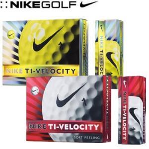 ゴルフボール ナイキ NIKE TI-VELOCITY ホワイト イエロー 日本仕様 [タイベロシティ]|number7