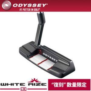 オデッセイ ホワイト・ライズ ix #1SH パター 日本仕様 ODYSSEY WHITE RIZE