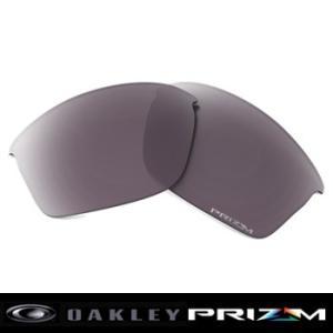 サングラス レンズ オークリー (OAKLEY) PRIZM DAILY POLARIZED Flak Jacket 偏光レンズ 101-105-001|number7