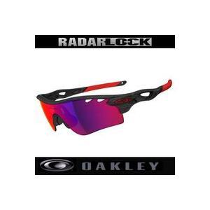 サングラス オークリー (OAKLEY) RADARLOCK PATH (ASIAN FIT) サングラス OO9206-06 Matte Black Ink/Positive Red Iridium Vented|number7