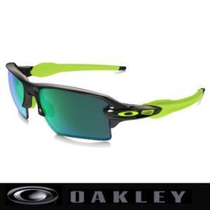 サングラス オークリー (OAKLEY) Polarized Flak 2.0 XL 偏光レンズ OO9188-09|number7
