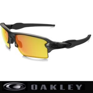 サングラス オークリー (OAKLEY) Polarized Flak 2.0 XL 偏光レンズ サングラス OO9188-10|number7