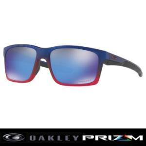 オークリー  MAINLINK NEON POP FADE サングラス OO9264-3257  Blue Pop Fade/Prizm Sapphire number7