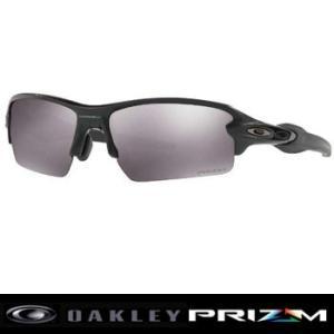 オークリー  FLAK 2.0 サングラス OO9271-2261 Matte Black/prizm black iridium number7