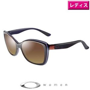 オークリー WOMEN'S NEWS FLASH OO2025-03 Tortoise Dusk/Dark Brown Gradient|number7
