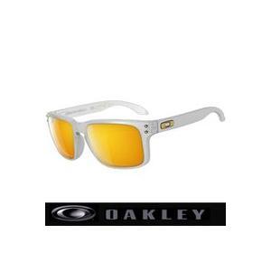 サングラス オークリー (OAKLEY)ショーンホワイト シグネチャーシリーズ 偏光レンズ ポラライズド ホルブルック サングラス OO9102-42 |number7