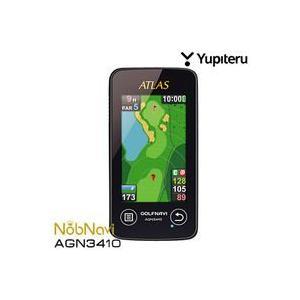 ユピテル アトラス GPS ゴルフナビ AGN3410 日本仕様|number7