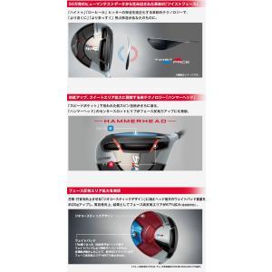 テーラーメイド 2018 M4 ドライバー 日本仕様  FUBUKI TM5 カーボンシャフト|number7|03