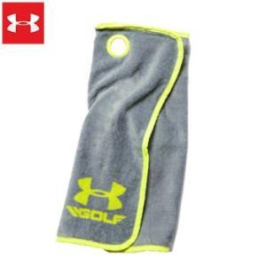 アンダーアーマー UA Golf Towel #1275474 ゴルフ タオル Jordan Spieth ジョーダンスピース|number7