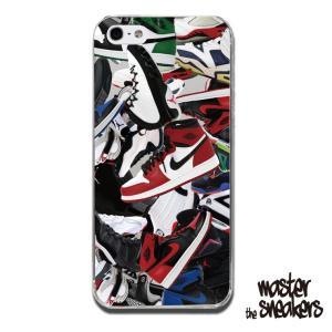 送料無料 全機種対応 iPhone Galaxy Xperia AQUOSPHONE NBA kicks  sneaker supreme street系 スニーカー まみれ シュプリーム ダンク ジョーダン NBA 総柄