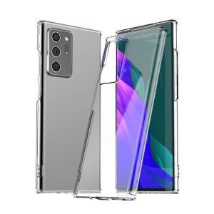 Galaxy Note20 Ultra ケース カバー araree Nu:Kin アラリー ヌーキン ギャラクシー ノート カバー クリア 透明 5G SCG06 お取り寄せ nuna-ys