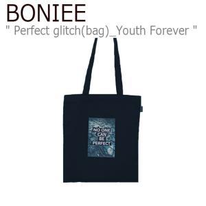 ボニー トートバッグ BONIEE メンズ レディース Perfect glitch(bag)_Youth Forever パーフェクト グリッチ ユース フォーエバー 300351944 バッグ nuna-ys