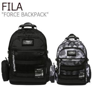 フィラ リュック FILA Project 7 FORCE BACKPACK プロジェクト 7 フォース バックパック BLACK ブラック MILITARY KHAKI カーキ FS3BPC6B01X バッグ nuna-ys