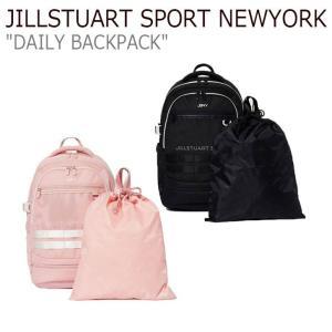 ジルスチュアート スポーツ ニューヨーク リュック JILLSTUART SPORT NEWYORK DAILY BACKPACK デイリー バックパック BLACK PINK JEBA9E155P4/BK バッグ|nuna-ys