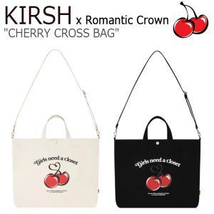 キルシー ボディーバッグ KIRSH KIRSH X RMTC CHERRY CROSS BAG キルシー X ロマンティッククラウン チェリー クロスバッグ 全2色 3201BG200619F/39F バッグ|nuna-ys