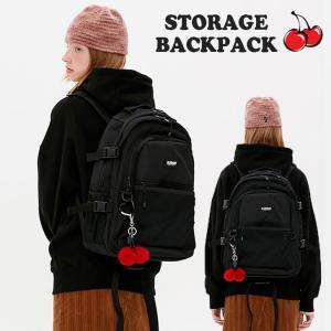 キルシーポケット リュック KIRSH POCKET メンズ レディース STORAGE BACKPACK JS ストレージ バックパック BLACK ブラック JSKP02 JAKP02 バッグ|nuna-ys