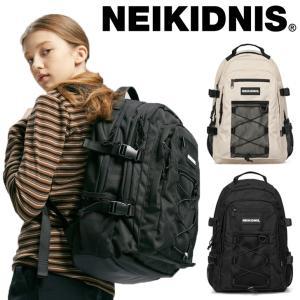 ネイキドニス リュック NEIKIDNIS MESH STRING BACKPACK メッシュ ストリング バックパック BLACK ブラック LIGHT ライト BEIGE ベージュ NBP005-101/240 バッグ|nuna-ys