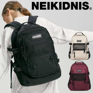 ネイキドニス リュック NEIKIDNIS ABSOLUTE BACKPACK アブソリュート バックパック BLACK ブラック BURGUNDY LIGHT BEIGE 037ASB02/06/762 バッグ|nuna-ys