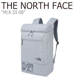 ノースフェイス バックパック THE NORTH FACE メンズ レディース M/A DI 08 マウンテン アスレチック DI 08 リュック MELANGE GREY グレー NEM2DI08 バッグ|nuna-ys
