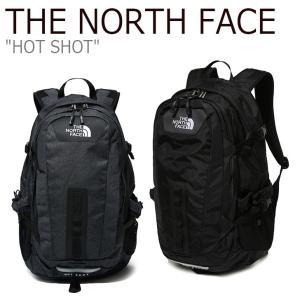 ノースフェイス バックパック THE NORTH FACE HOT SHOT ホットショット デイパック DARK GRAY BLACK グレー ブラック NM2DK05A/B NM2DK56A/B NM2DL05A バッグ|nuna-ys
