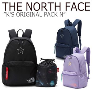 ノースフェイス バックパック THE NORTH FACE キッズ K'S ORIGINAL PACK N オリジナル パック N ブラック ネイビー ライラック NM2DK53S/T/R バッグ|nuna-ys
