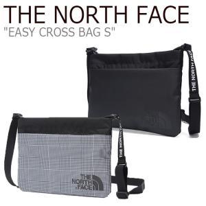 ノースフェイス サコッシュ THE NORTH FACE メンズ レディース EASY CROSS BAG S イージークロスバッグS GRAY BLACK グレー ブラック NN2PK60J/K バッグ|nuna-ys
