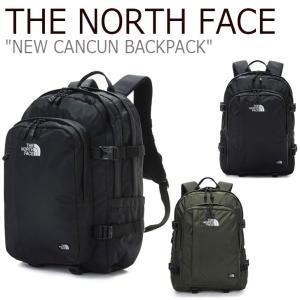 ノースフェイス リュック THE NORTH FACE NEW CANCUN BACKPACK ニュー カンクン バックパック BLACK ブラック KHAKI カーキ NM2DL50J/K バッグ|nuna-ys