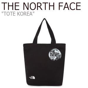 ノースフェイス エコバッグ THE NORTH FACE メンズ レディース TOTE KOREA トート コリア BLACK ブラック NN2PL24A バッグ nuna-ys