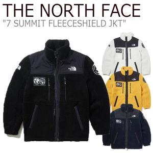 フリース ノースフェイス THE NORTH FACE 7 SUMMIT FLEECESHIELD JKT セブンサミット フリースシールド ジャケット 全4色 NJ4FK71A/B/C/D ウェア|nuna-ys