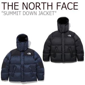 ノースフェイス ダウン THE NORTH FACE メンズ レディース SUMMIT DOWN JACKET サミット ダウンジャケット BLACK ブラック NAVY ネイビー NJ1DL62A/B ウェア|nuna-ys