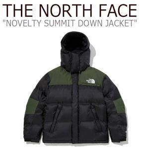 ノースフェイス ダウン THE NORTH FACE NOVELTY SUMMIT DOWN JACKET ノベルティー サミット ダウンジャケット BLACK ブラック NJ1DL64A ウェア|nuna-ys