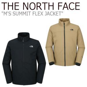 ノースフェイス ジャケット THE NORTH FACE メンズ M'S SUMMIT FLEX JACKET サミット フレックスジャケット BEIGE ベージュ BLACK ブラック NJ3NI54A/B ウェア|nuna-ys